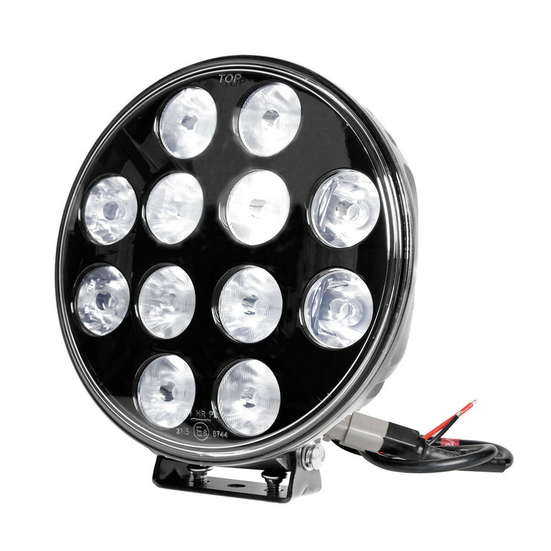 Faro a Led Black-Orion
