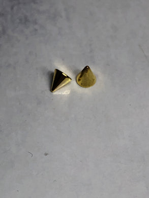 Large Gold Spike
