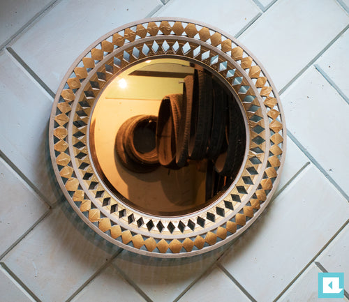 Islamic pattern tire  Mirror