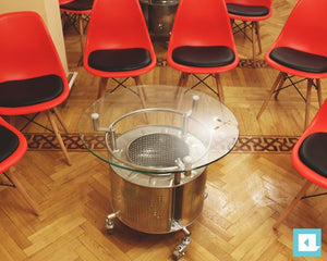 Washing Machine Drum Table