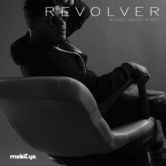The Revolver Tire Arm chair