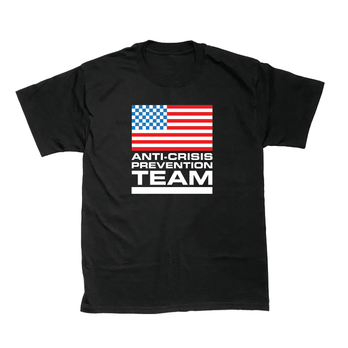 ANTI-CRISIS PREVENTION TEAM SHIRT