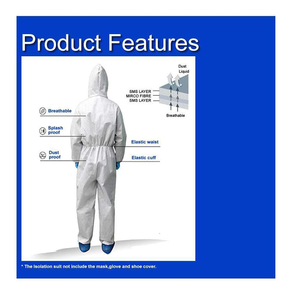 Anti-Virus Isolation Suit