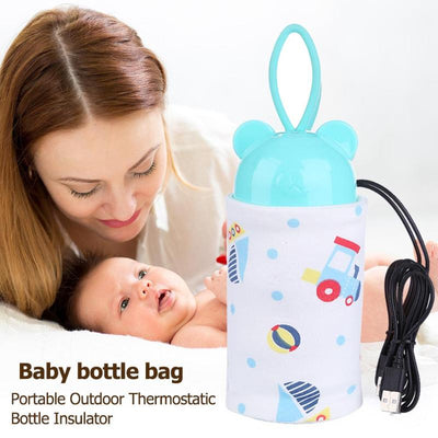 Non-Toxic Thermostat Bottle Warmer