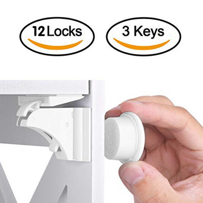 Magnetic Children Protection Safety Lock