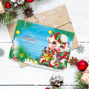 Holiday Cards | Christmas #1 (8 pieces)