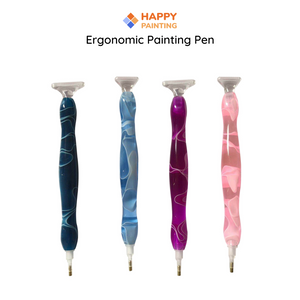 Ergonomic Painting Pen