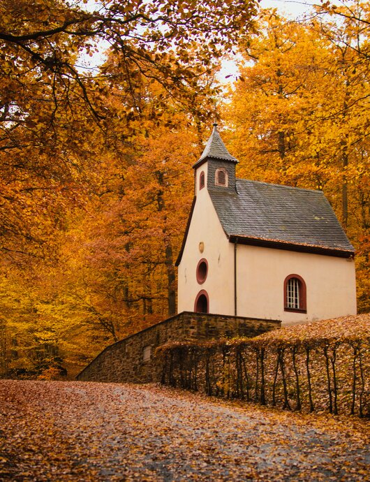 Church in The Forest