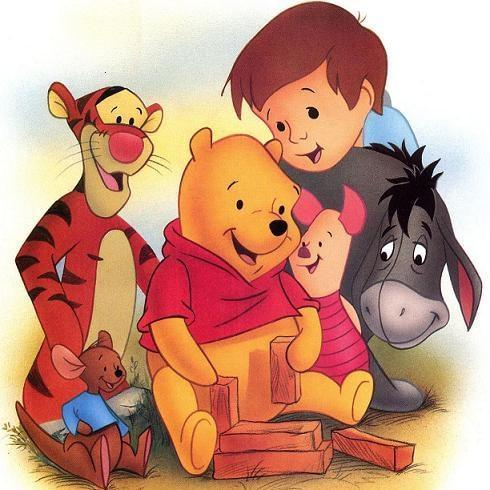 Winnie de Pooh and Friends