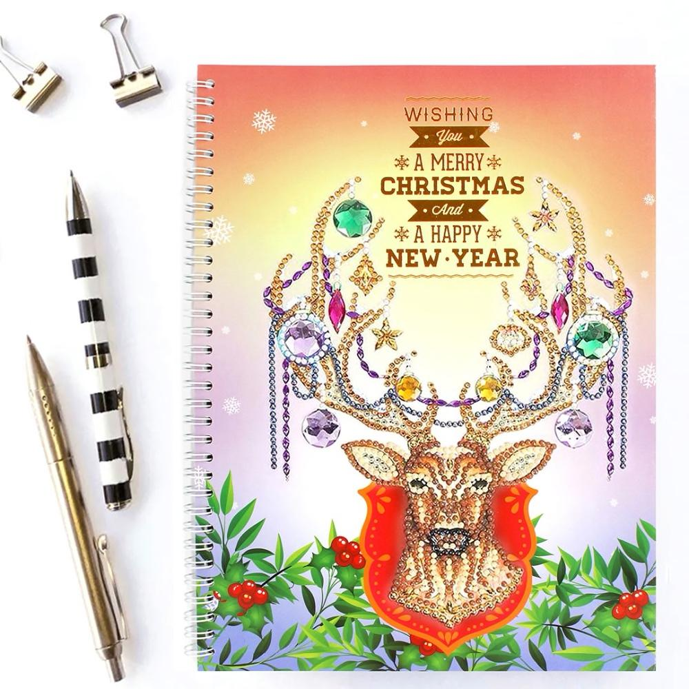 Notebook Christmas | Deer