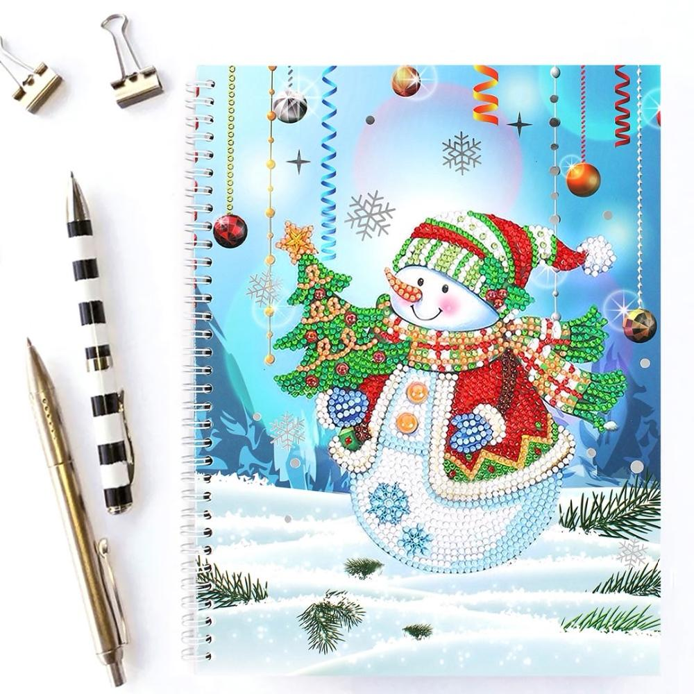 Notebook Christmas | Snowman