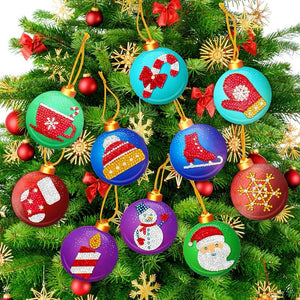 Christmas Ornament (10 pieces)