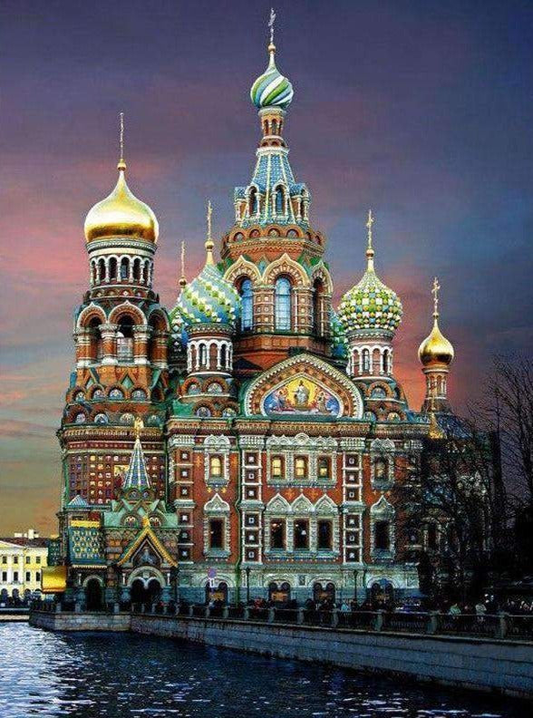 Saint Basils Cathedral Moscow