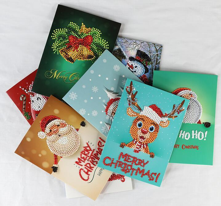 Holiday Cards | Merry Christmas (8 pieces)