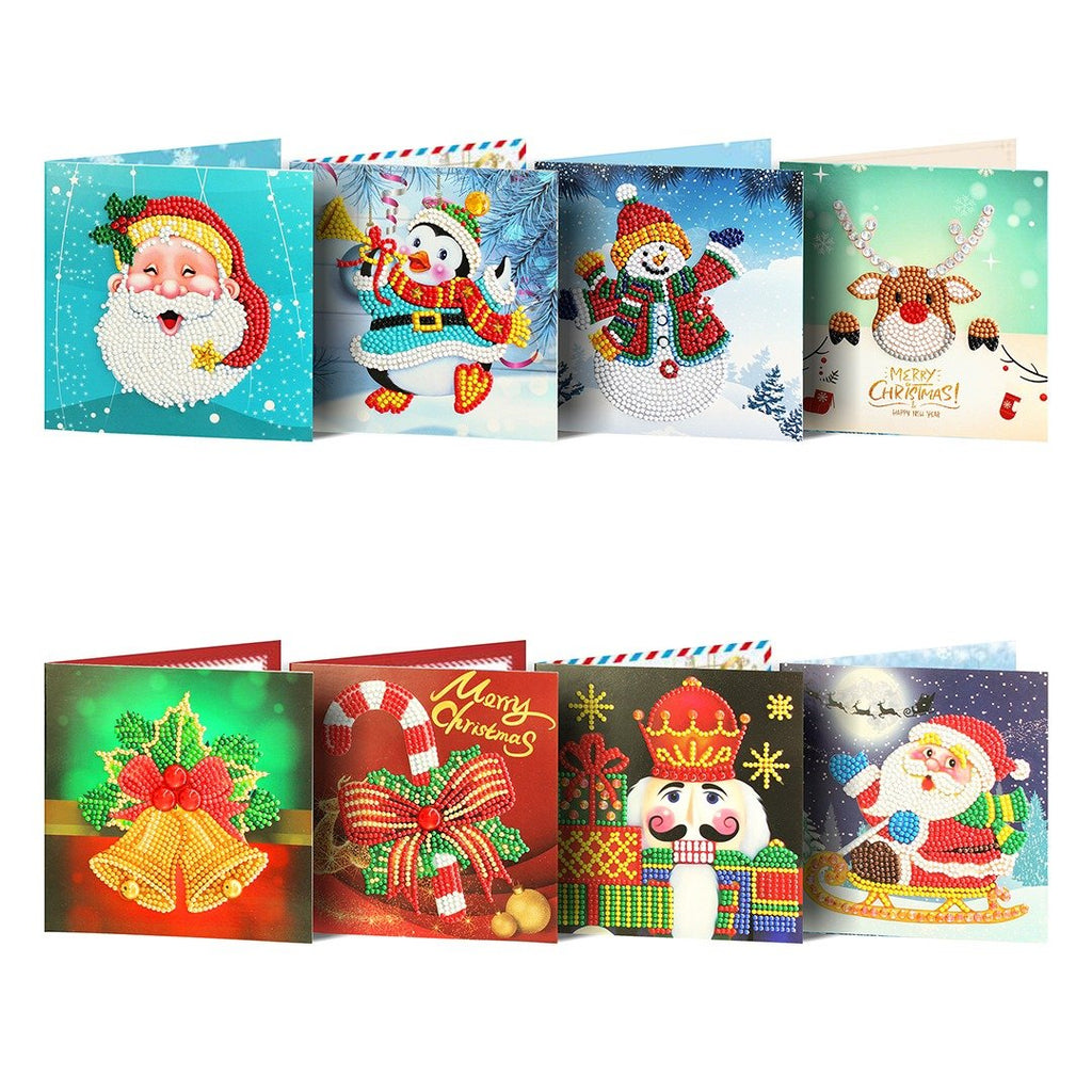 Holiday Cards | Merry Christmas! #1 (8 pieces)