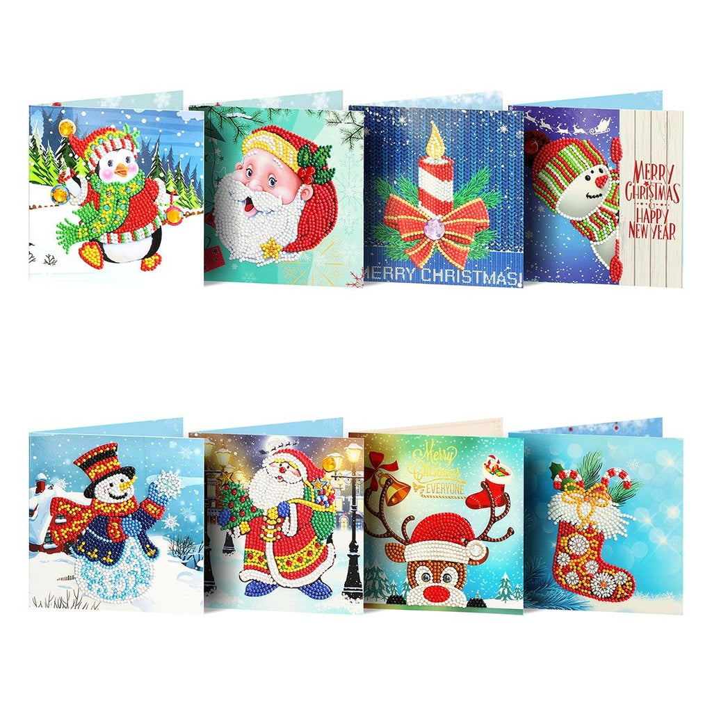 Holiday Cards | Merry Christmas! #2 (8 pieces)