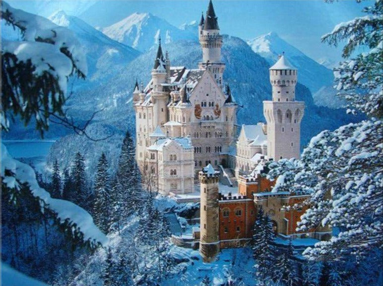 Winter Castle