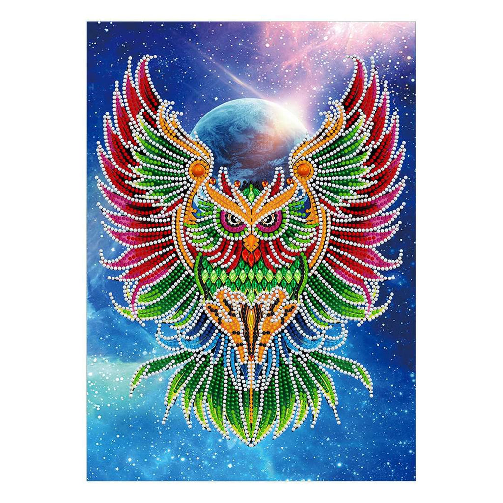 Wings Owl | Glow in the Dark
