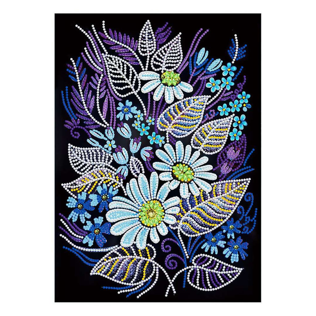 Flower Art | Glow in the Dark