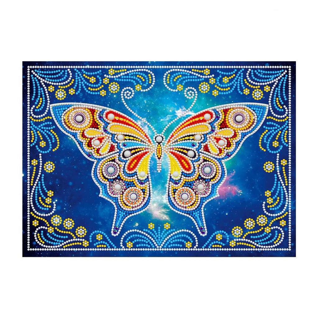 Butterfly Blue | Glow in the Dark