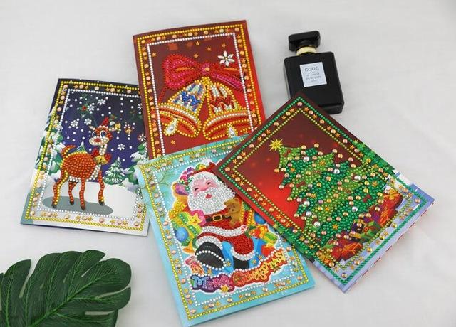 Holiday Cards | Christmas (4 pieces)