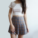 Plaid Tennis Skirt (3 Colors)