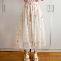 Butterfly Tulle Skirt (5 Colors)