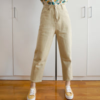 Cropped Mom Jeans (4 Colors)