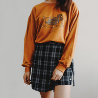 Bear And Chicken Sweater (2 Colors)