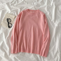 Basic Knit Sweater (16 Colors)