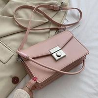 Boxy Crossbody Bag (6 Colors)