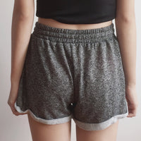 Knit Lounge Shorts (2 Colors)