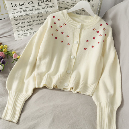 Raining Daisies Cardigan (4 Colors)