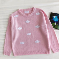 Cloud Sweater (3 Colors)