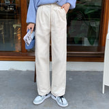 Candy Corduroy Pants (4 Colors)