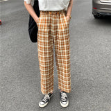 Plaid Pants (5 Colors)