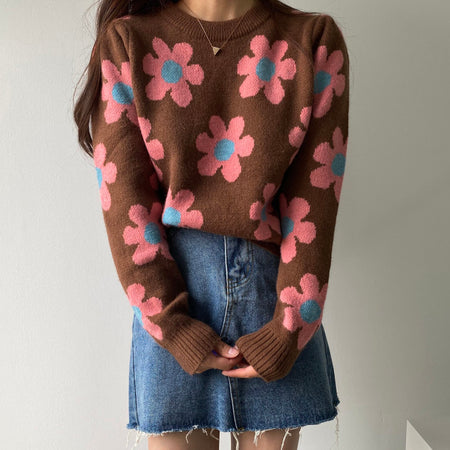 Daisy Sweater (2 Colors)