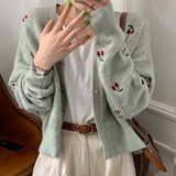 Cherry Cardigan (3 Colors)