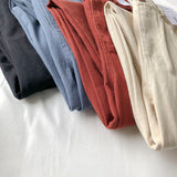 High Waist Straight Leg Jeans (4 Colors)