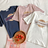 Pancake House Graphic Shirt (3 Colors)