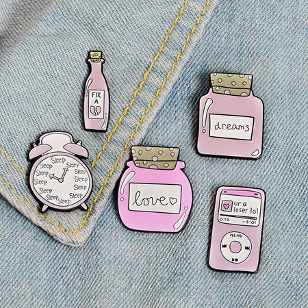 Teenage Life Pin Pack