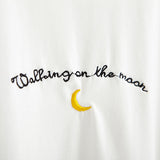 Walking On The Moon Tee (2 Colors)