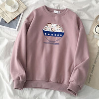 Yummy Food Sweater (5 Colors)