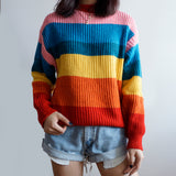 Rainbow Sweater (Multicolor)