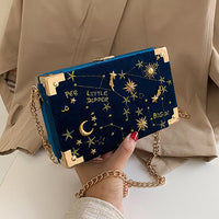 Constellation Boxy Bag (2 Colors)