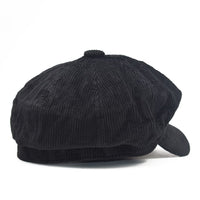 Corduroy Baker Boy Cap (2 Colors)