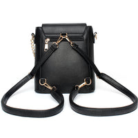 Metal Ring Backpack (3 Colors)