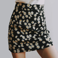 Daisy Mini Skirt (2 Colors)