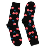 Cherry Socks (2 Colors)