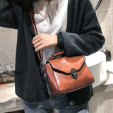 Buckle Crossbody Bag (3 Colors)